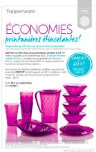 economies printanieres